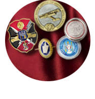 Honorable badges