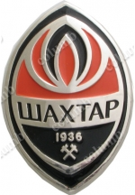 Football club 'Shahtar' emblem, Donetsk