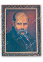 Picture in a frame 'The Portrait of T.G. Shevchenko'