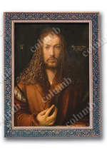 Picture in frame 'The portrait of Albrecht Durer'