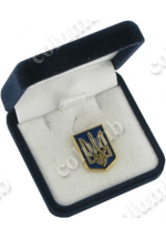 'Small coat of arms of Ukraine' badge