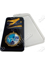 "Medal on the tape ""Cup of the President of Ukraine in hand-to-hand combat"" in the case"