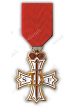 Order of knightly order 'SDF'