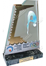 'Federation of Ukraine in highboard diving' souvenir