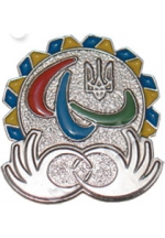 'National Olympic Committee' badge