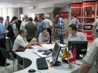 Heraldry Congress in Lugansk